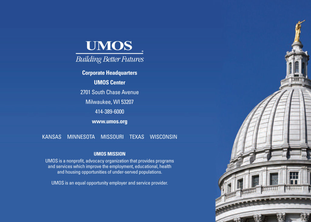 UMOS Corporate Headquarters Direct Mail